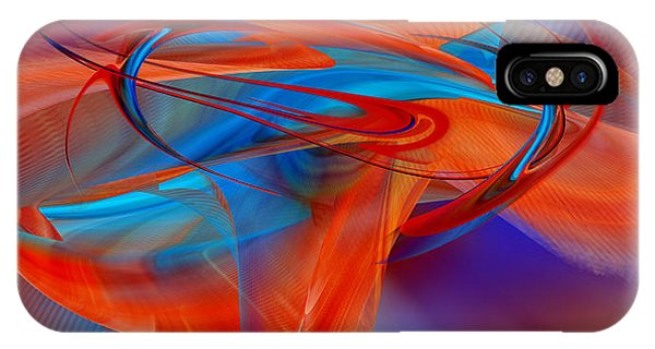 Abstract - Airey IPhone Case