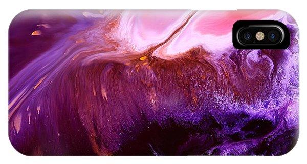 Abstract Art Contemporary Original Photography By Kredart  IPhone Case