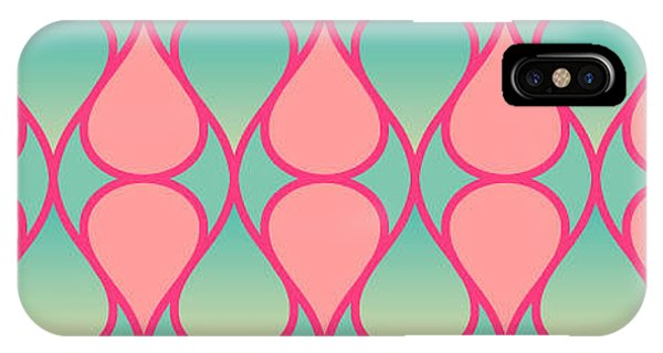 Artwork iPhone Case - Abstract Colorful Background by Alex Landa