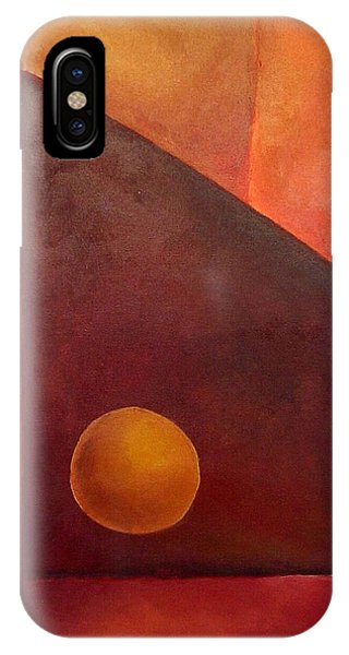 Abstract Composition Phone Case by Kim Cyprian