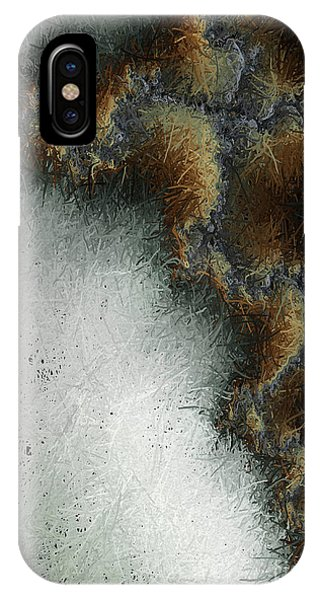 Abstract Cross I  IPhone Case