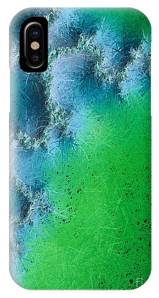 Abstract Cross Ill  IPhone Case