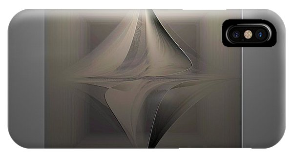 Abstract Duet IPhone Case