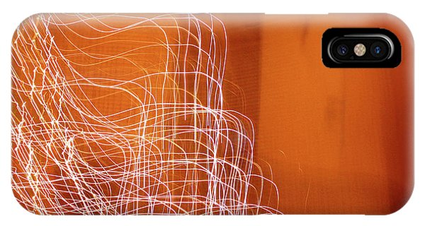 iPhone Case - Abstract Energy by Kelly Holm