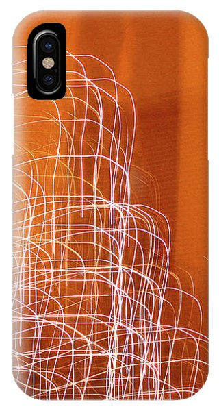 Abstract Energy IPhone Case