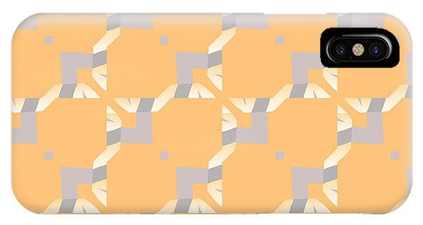 Ornamental iPhone Case - Abstract Geometric Pattern. Vector by Artsandra