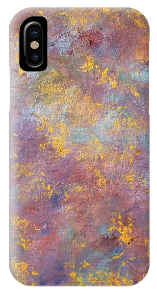 Abstract Impressions IPhone Case