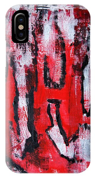 iPhone Case - Abstract - Insane by Michael Rados