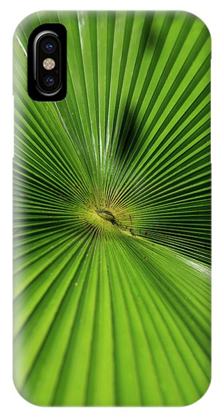 Far North Queensland iPhone Case - Abstract Patterns Caused by Paul Dymond