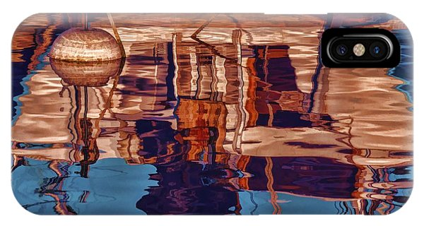 Abstract Reflections IPhone Case