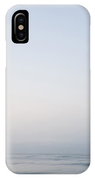 Abstract Seascape 2 IPhone Case