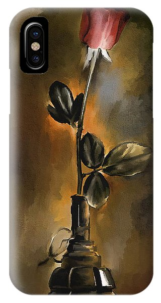 Abstract Vase.  IPhone Case