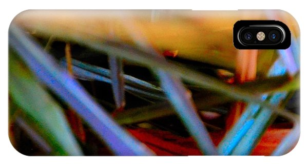 Abstract2 IPhone Case