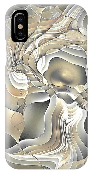 Abstraction 234-03-13- Marucii  IPhone Case