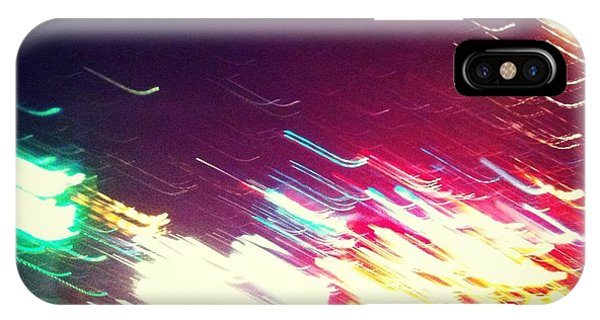 Abstraction Distraction For Mka IPhone Case
