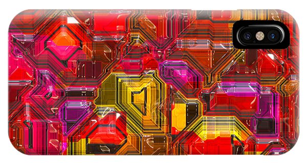 Abstractions... IPhone Case