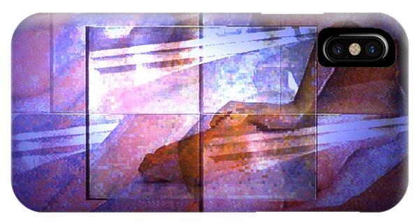 Abstrait3 IPhone Case