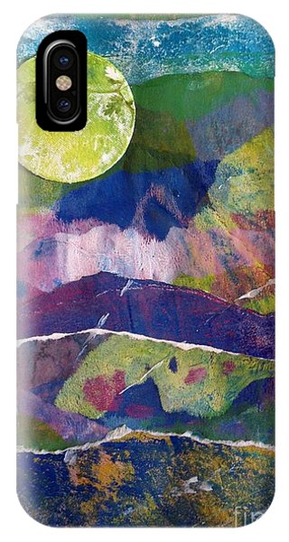 Abundant Moon IPhone Case