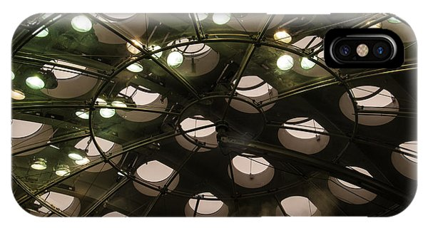 Academy Skylights IPhone Case