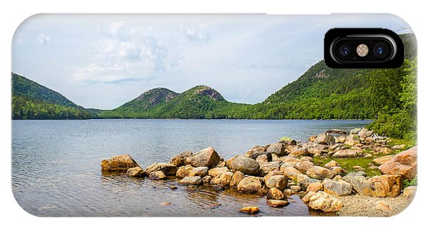 Acadia Bubble Mountains  IPhone Case