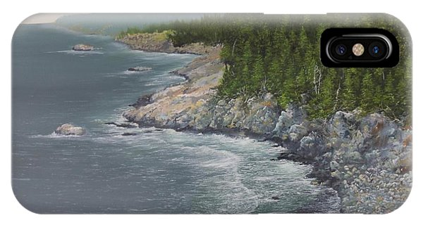 Acadia Maine IPhone Case
