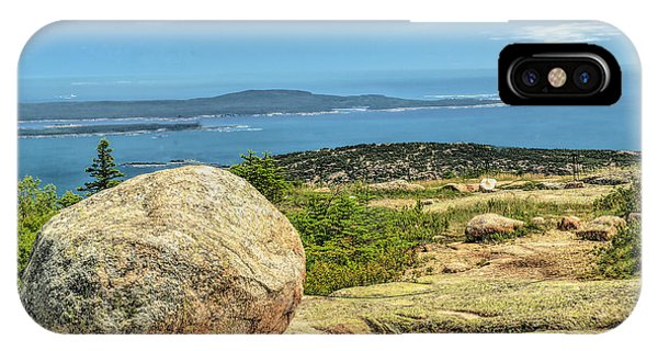 Acadia Park IPhone Case