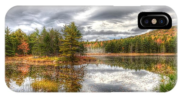 Acadia With Autumn Colors IPhone Case