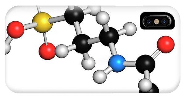 Acamprosate Alcoholism Treatment Drug Phone Case by Molekuul