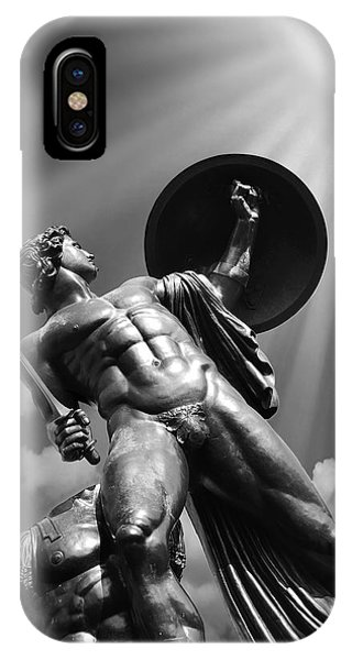 Achilles IPhone Case