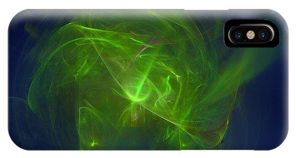 Acidic Voulge IPhone Case