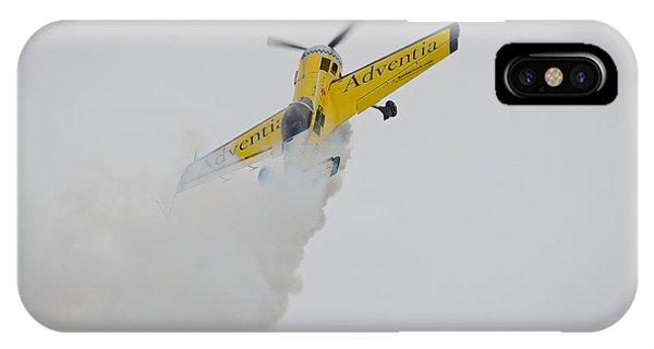Aerobatics At Cuatro Vientos II IPhone Case