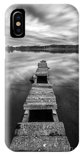 Loch Ard iPhone Case - Across by John Farnan