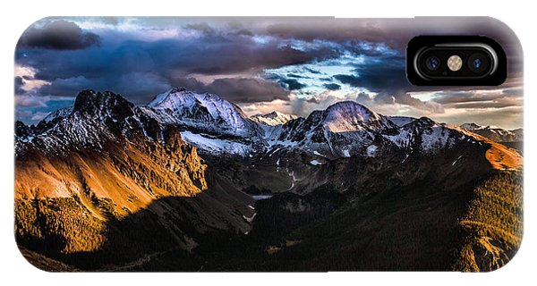 Across The Valley IPhone Case