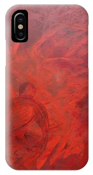 Acrylic Msc 181 IPhone Case