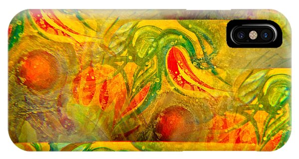 Acryliffi IPhone Case