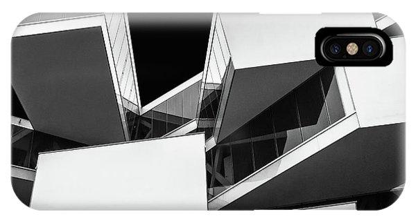 Facade iPhone Case - Actelion by Luc Vangindertael (lagrange)