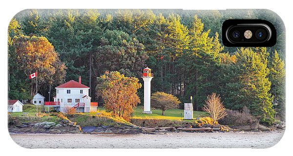 Active Pass Light House IPhone Case