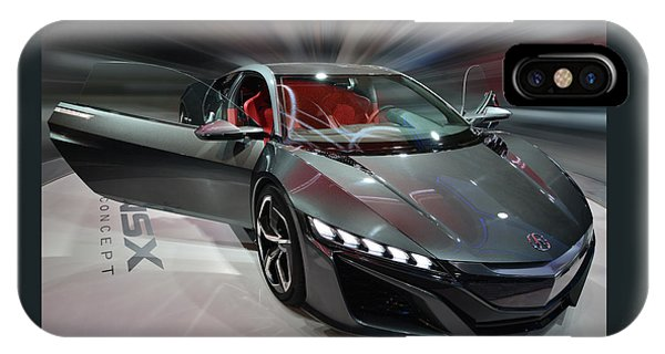 Acura Nsx Concept 2013 IPhone Case
