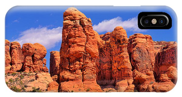 Adam In The Garden Of Eden IPhone Case