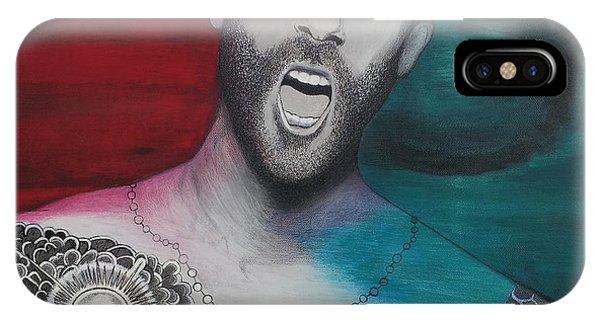 Adam Levine IPhone Case
