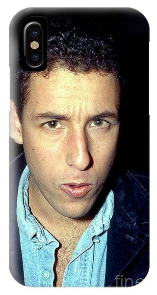 Adam Sandler 1991 IPhone Case