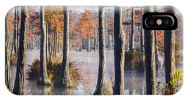 Adams Mill Pond 54 IPhone Case