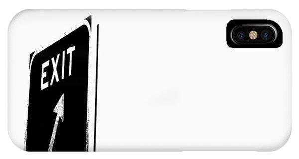 Adios IPhone Case