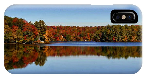Adirondack October IPhone Case