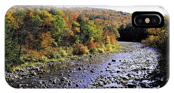 iPhone Case - Adirondack Park Ny by George Fredericks