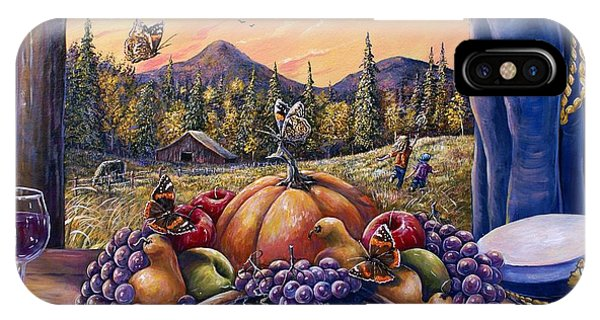 Admirals Harvest IPhone Case