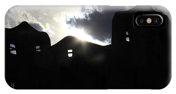 Adobe iPhone Case - Adobe In The Sun by Mike McGlothlen