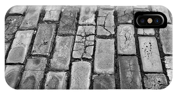 Adoquines - Old San Juan Pavers IPhone Case
