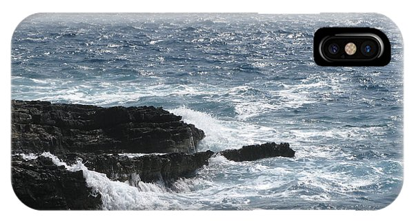 Adriatic Sea IPhone Case