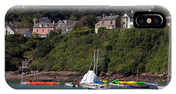 Dunmore East iPhone Case - Adventure Center Instruction, Dunmore by Panoramic Images